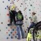 Klettergruppe für Menschen mit MS